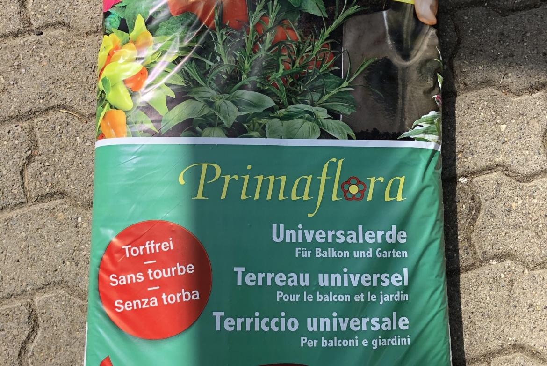 Terreau universel Primaflora 40L