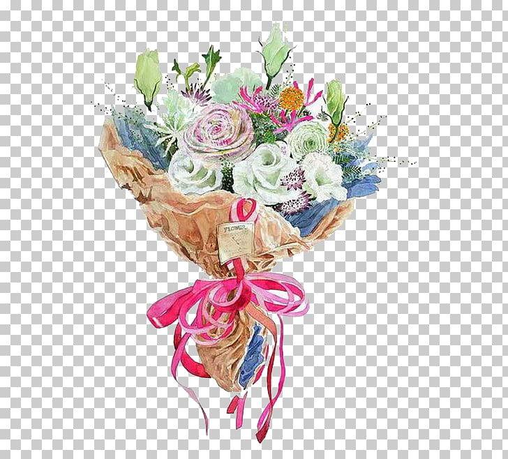 Bouquet mélange du fleuriste 3